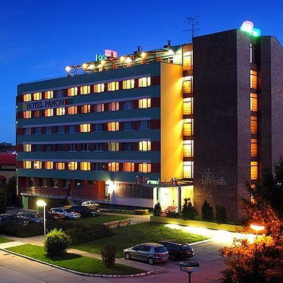 Hotel Panon, Komfortní hotel s polopenzí v proslulém vinařském kraji