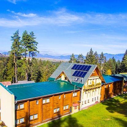 Hotel Bystrina***, Aktivní odpočinek v přírodě s polopenzí a wellness