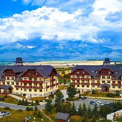 Apartmány Lomnica, Veľka Lomnica, Slovensko - save 32%, Rodinná dovolená v horských apartmánech s wellness