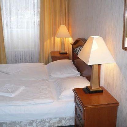 Zimní pobyt pro dva se snidaněmi v Praze v Hotelu Bohemians***