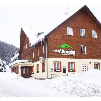 Hotel Alfonska***, Aktivní dovolená v oblíbeném krkonošském středisku