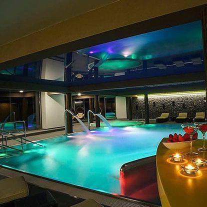Horizont Resort****, 4* wellness hotel u lyžařského střediska Tatranská Lomnica