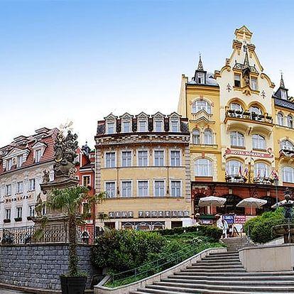 Hotel Heluan & Ester****, 4* ubytování s polopenzí a bohatým wellness balíčkem