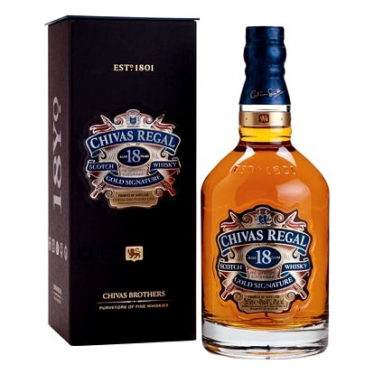 Chivas Regal 18YO 0,7l 40%