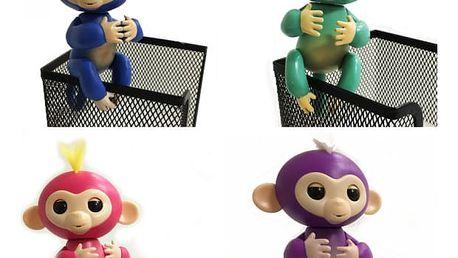 Interaktivní opičky