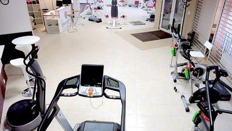 Kruhový trénink ve fitku pro ženy