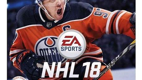 Hra EA NHL 18 (EAP454531)