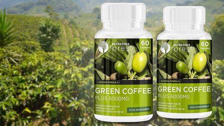 To nejlepší ze zelené kávy: Green Coffee Bean