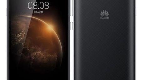Mobilní telefon Huawei Y6 II Compact Dual SIM (SP-Y6IICDSBOM) černý