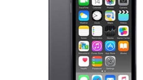 Apple iPod touch - 32GB, šedá, 6th gen. - MKJ02HC/A