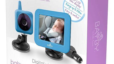BAYBY Digital video auto chůvička BBM 7030