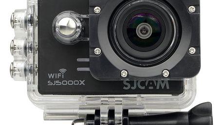 SJCAM SJ5000X Elite, černá