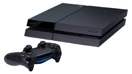 Herní konzole Sony Playstation 4 - 1TB Slim + 3 hry