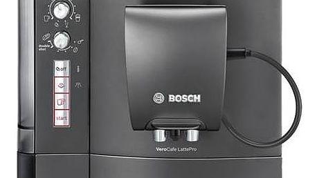 Espresso Bosch TES51523RW šedé + Doprava zdarma