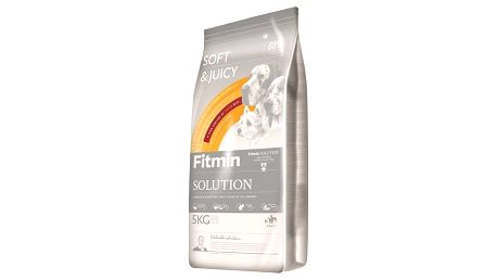 Granule FITMIN dog Solution Soft&Juicy - 5 kg