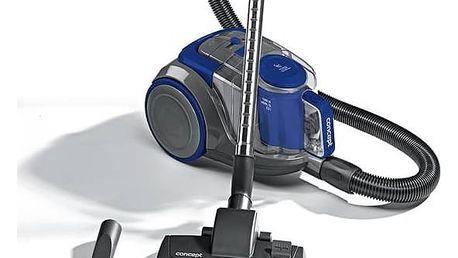 Vysavač podlahový Concept VP5090 černý/modrý + Doprava zdarma