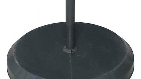 Stojan na slunečník, beton 20 kg (antracit)