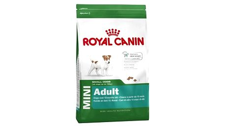 Granule Royal Canin Mini Adult8 kg + Doprava zdarma