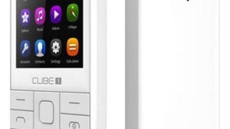 Mobilní telefon CUBE 1 F300 bílý