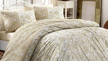 Tiptrade Bavlna povlečení Katya, 140 x 200 cm, 70 x 90 cm