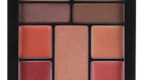 Revlon Eyes, Cheeks + Lips dárková kazeta pro ženy Complete Make-up Palette