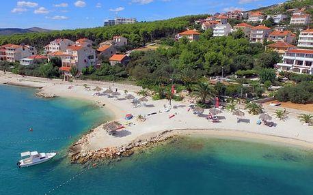 Hotel Medena***, Trogir, Chorvatsko - save 18%, Komfortní ubytování uprostřed zeleně 150 metrů od pláže