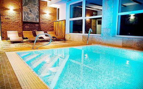 Hotel Kolštejn***, Moderní horský hotel s polopenzí, wellness a minipivovarem