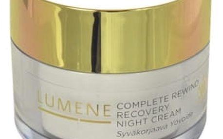 Lumene Complete Rewind Recovery 50 ml noční pleťový krém proti vráskám pro ženy