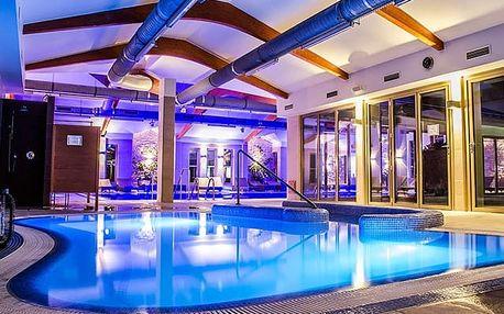 Kolping Hotel**** Spa & Family Resort, Rodinné zážitky u termálního jezera s wellness a polopenzí