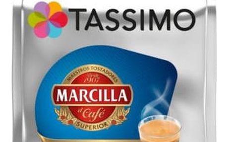 Tassimo Marcilla bezkofeinové espresso 16ks