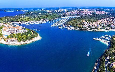 Apartmány Premantura Dom, Premantura, Istrie, Chorvatsko - save 41%, Moderní apartmány v krásné istrijské přírodě až pro 7 osob