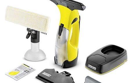 Čistič oken Kärcher WV 5 Premium Non Stop Cleaning Kit (1.633-447) žlutý