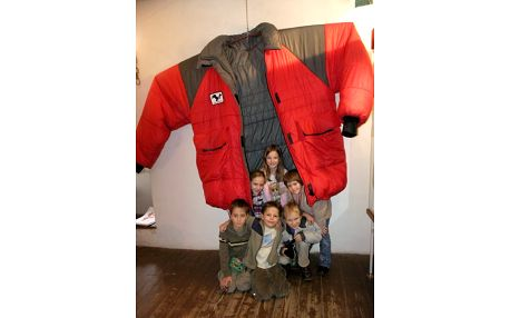 Vstup do 2 expozic Muzea rekordů a kuriozit v Pelhřimově