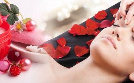 Ájurvédská kosmetická pleťové terapie + masáž