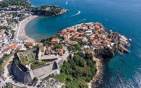 Hotel Laguna****, Ulcinj, Černá Hora - save 25%, Moderní 4* hotel s pláží oceněnou modrou vlajkou a polopenzí