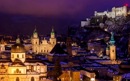 Rakousko/Salzburg - rej čertů a trhy: 1denní výlet pro 1 osobu