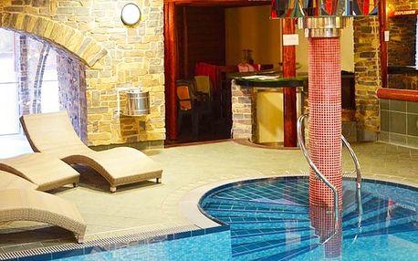 Hotel Áčko***, Komfortně zařízené apartmány s polopenzí a vstupem do wellness v Ružomberku