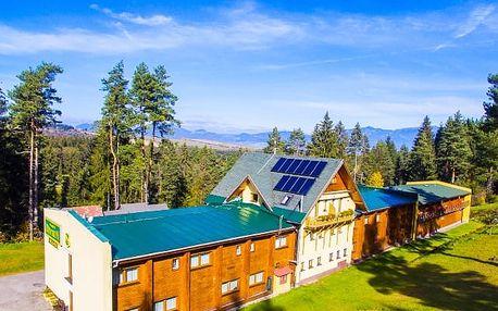 Hotel Bystrina***, Demänovská Dolina, Slovensko - save 34%, Aktivní odpočinek v přírodě s polopenzí a wellness