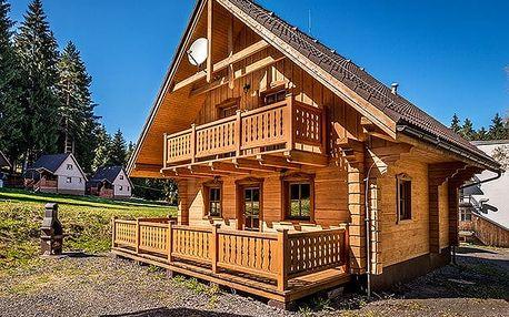 Zruby Limba, Liptovský Ján, Slovensko - save 26%, Dřevěné sruby s 2 ložnicemi a zázemím pro grilování v krásném prostředí Nízkých Tater