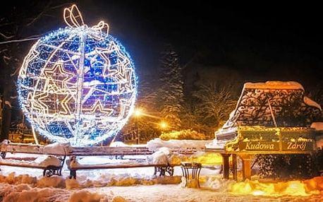 Kudowa - 1denní výlet z Prahy pro 1 osobu na vánoční trhy