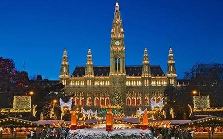 Adventní Vídeň: 1denní výlet pro 1 osobu s dopravou