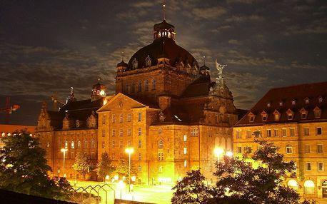 Norimberk: 1denní zájezd z Prahy pro 1 osobu na adventní trhy