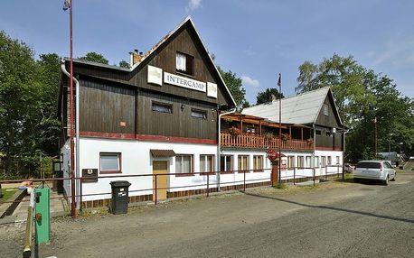 České Švýcarsko - 3 dny pro 2 osoby s polopenzí v chatkách