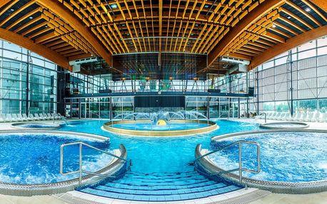 Wellness pobyt pro dva v AquaCity Riverside***