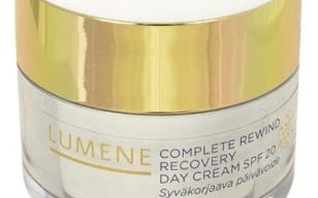 Lumene Complete Rewind Recovery SPF20 50 ml denní pleťový krém proti vráskám pro ženy