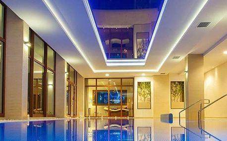 Cottonina Villa & Mineral SPA Resort ***, Świeradów-Zdrój, Polsko - save 42%, Odpočinek s polopenzí a wellness v Jizerských horách