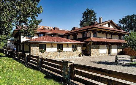 Hotel Sobota***, Poprad-Spišská Sobota, Slovensko - save 30%, Komfortní ubytování s polopenzí blízko akvaparku pod Tatrami