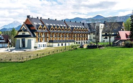 Hotel Tatra***, Zakopane, Polsko - save 28%, Nejvýše položený hotel v Zakopaném s polopenzí a wellness