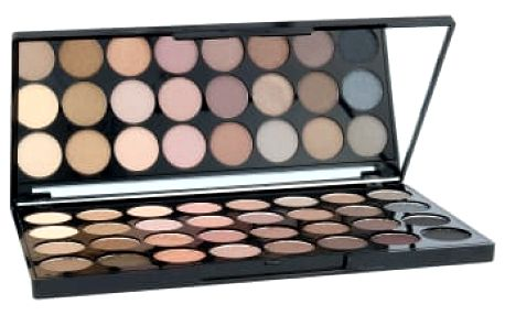 Makeup Revolution London Ultra Eyeshadows Palette Beyond Flawless 16 g oční stín pro ženy