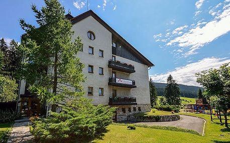 Hotel Andromeda***, 3* wellness hotel s polopenzí v krásné přírodě Jeseníků